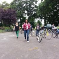 Fahrradralley 2013