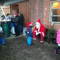 Weihnachtsmann in Kaaks