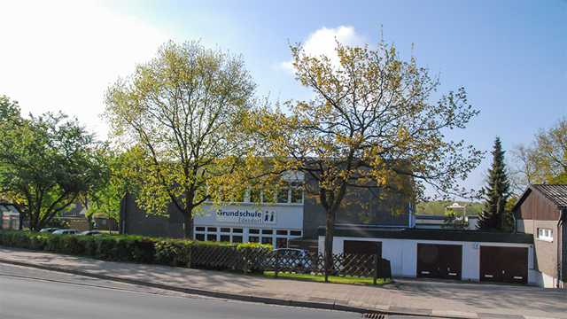Die Grundschule in Itzehoe Edendorf